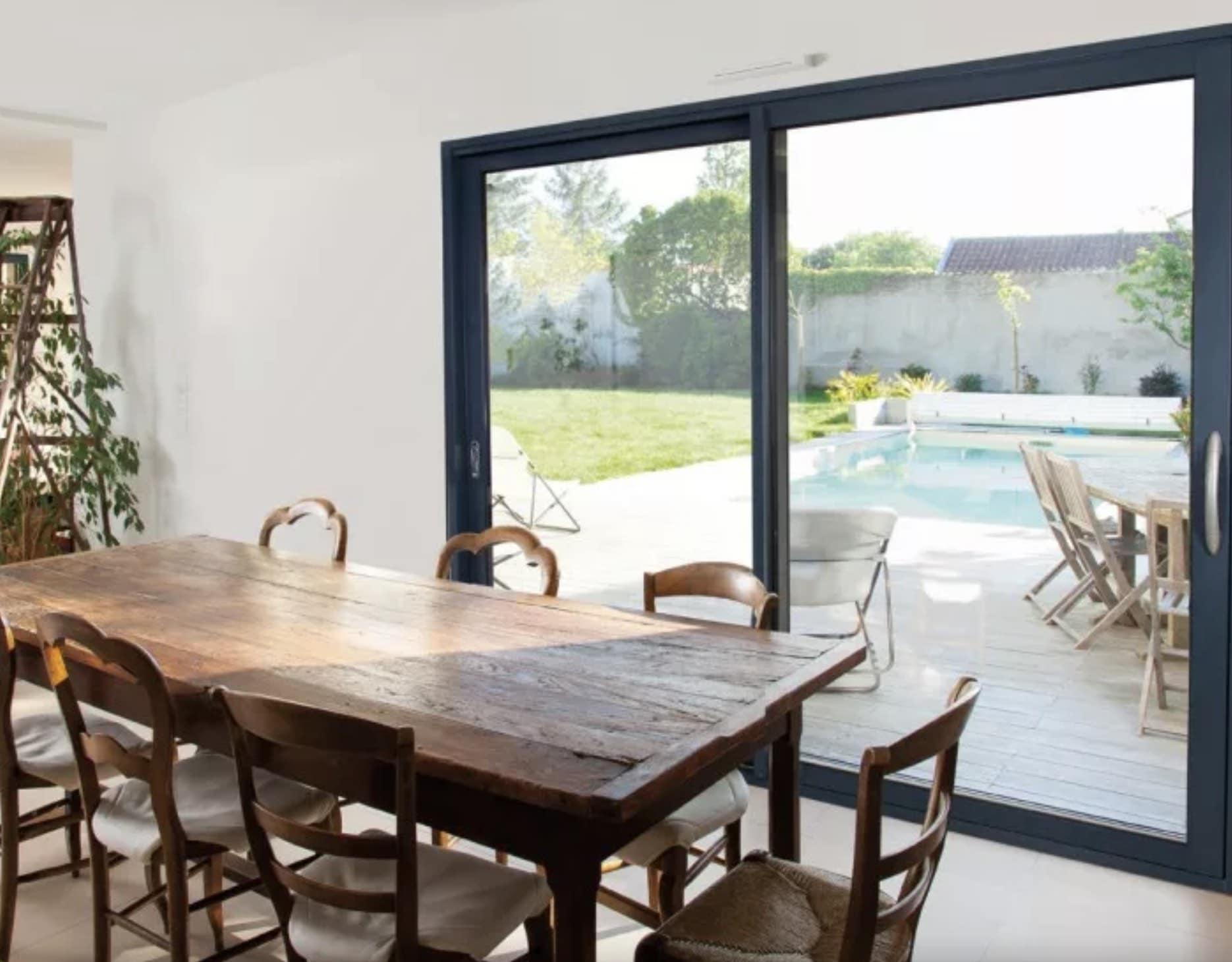 Fenêtre aluminium : les 4 avantages d'une fenêtre aluminium